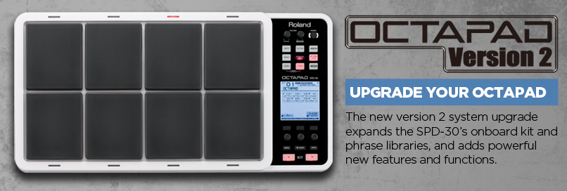 OCTAPAD Version 2 Update | PowerOn